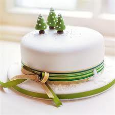 christmas cakes ideas - Google Search