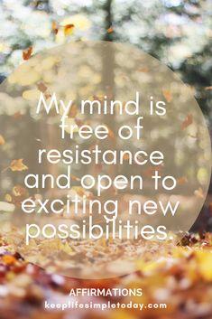 #mindfree #affirmation #affirmations #gratitude #inspiration #tips #happiness #personalgrowth #positivity #positivevibes #openmind #keeplifesimpletoday #motivation