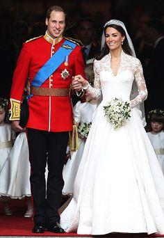 Kate & William's wedding