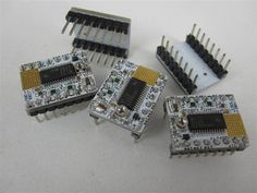 Cool DRV, is a A8825 based stepper motor driver which support 1/32 microstepping