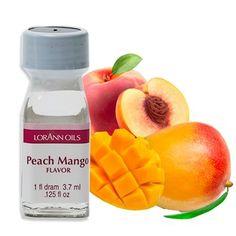 Peach Mango Flavor, Natural 1 dram