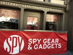 "Every museum these days has a ""shop"" and the DC Spy Museum was no exception.  These places are great for a novelist looking for specialized research on a narrow topic: American female secret agents operating in the US and Europe BEFORE our country entered WWII..."