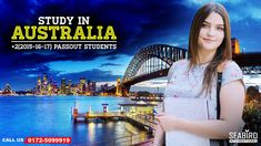 Seabird provides finest Immigration Services in Mohali and Chandigarh. We are the best guide for IELTS and immigration. Australia Visa, Sea Birds, Secondary School, Social Media Design, Ielts, Sydney Harbour Bridge, Study Abroad, Assessment, June