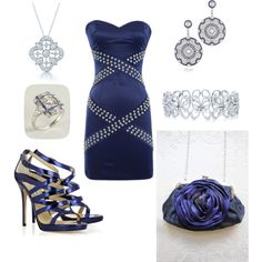 Jazzy..., created by rkimball on Polyvore