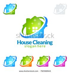 Find House Cleaning Vector Logo Design Eco stock images in HD and millions of other royalty-free stock photos, illustrations and vectors in the Shutterstock collection. Thousands of new, high-quality pictures added every day. Cleaning Service Logo, Cleaning Business Cards, Logan, Free Vector Images, Vector Free, Vector Logo Design, Business Logo Design, Business Logos, Real Estate Logo