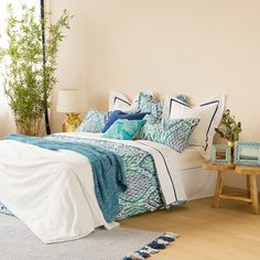 Ikat Print Bed Linen - New Collection | Zara Home Spain
