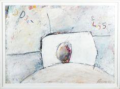Timothy Persons, 1985, sekatekniikka, 54x75 cm - Hagelstam A127