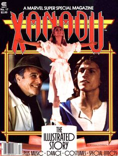 XANADU - one of my all time favorite movies. I knew every song. By. Heart.