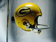 Green Bay Packers classic helmet