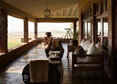 Jet Set: The Serengeti in Style