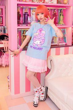 Fairy kei ☆.。.:*・°☆彡 | Fairy Kei & Pastel Goth | Pinterest