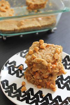 Healthy Oatmeal Scotchies #healthyeats #recipes