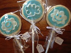 ... Gianna's 1st birthday cookies | by Custom Cakes By Tracee
