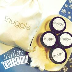 Gift Set. Skin Care. Moisturizer. SNUGGLE by SunbasilgardenSoap