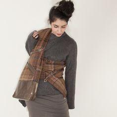 "Hug-Bag® Not just a Bag!  Model ""Gentle Hug""   Small Fashion Labels - Vienna / Austria"