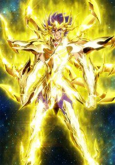 Deathmask de Cancer Soul of Gold
