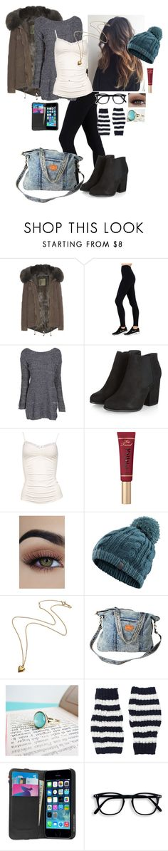"""""""Untitled #142"""" by taborbot ❤ liked on Polyvore featuring Mr & Mrs Italy, Under Armour, Boohoo, Metropark, Too Faced Cosmetics, Arc'teryx and Gucci"""
