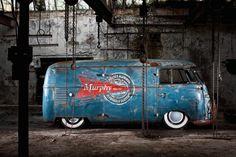 VW Combi par Steve Sharp | BeCombi