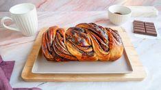 Csokis babka recept Baked Potato, Potatoes, Bread, Baking, Ethnic Recipes, Food, Potato, Brot, Bakken