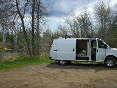 How to Build a Cargo Van Into Your Personal Stealth RV: Buying and Prepping Your Van - http://www.doityourselfrv.com/build-cargo-van-personal-stealth-rv-buying-prepping-van/