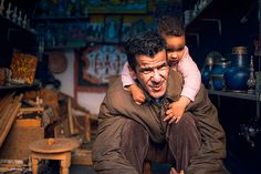 Father and Daughter -    Another image of Ismael and Ranya.  Marrakech, 2011.  Twitter Facebook        ...