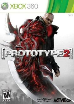 Prototype 2 (Xbox 360) bought on an online rummage website