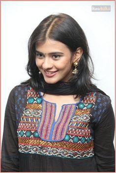 Hebah Patel in Salwar
