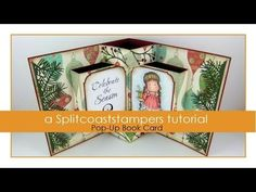 Pop-Up Book Card Tutorial - Splitcoaststampers