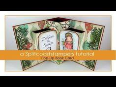 Pop-Up Book Card Tutorial - Splitcoaststampers