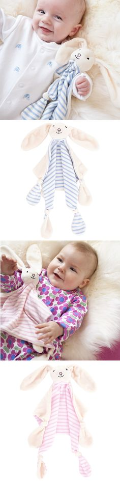 JoJo Bunny Rabbit Comforter - Rabbit Baby Comforters - baby gift ideas