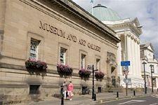Perth Museum & Art Gallery exterior view
