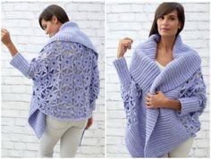 Crochet Lace Jacket Free Pattern Ideas Galore