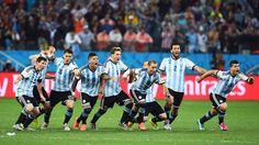 El festejo rumbo a la quinta final - FIFA.com