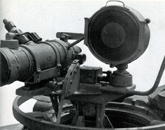 https://flic.kr/p/dFgPLc | Infrared mount attached to the cupola of Sd.Kfz. 171 Panther