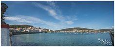 Panorámica de Corcubion (izq) y Cee by @SindoNovoa #Galicia #SienteGalicia #CostaDaMorte     ➡ Descubre más en http://www.sientegalicia.com/