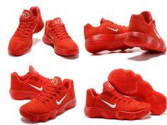 101a015fa87 Legit Cheap Nike Hyperdunk 2017 Elite Flyknit Low University Red White Mens  Basketball Shoes 2018 On