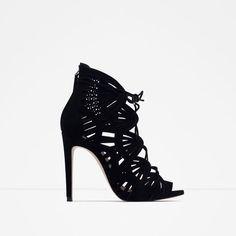 Calçado para Mulher | sapatos, botas, sandálias | ZARA Portugal