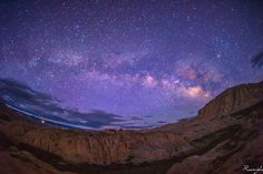 the milky way in Zhada by Dongrui Yu