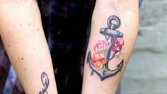 floral-anchor-tattoo-design1