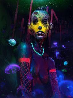 Crush, Simon Weaner on ArtStation at http://www.artstation.com/artwork/crush-f0f179c1-fb34-4270-983b-477e0c67134e