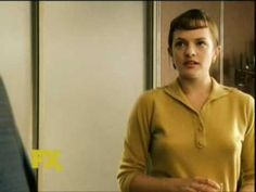 """...advertisement for Mad Men, a television show about ad executives in 1960s New York. True to the time, women in the show are either housewives, or generally relegated to low-paying, low-skilled jobs. This clip satirically illustrates gender inequality in the workplace by offering three rules for success: dress for success, be attentive, and watch your figure..."" from…"