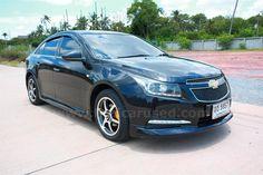 ขายรถเก๋ง CHEVROLET CRUZE เชฟโรเลต รถปี2011 สีดำ