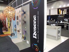 Design Ex exhibition booth