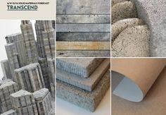 A/W 15/16 Solid Materials Forecast: Transcend