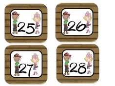 Pirate Classroom Theme Pack