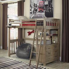 Highlands Loft Bed