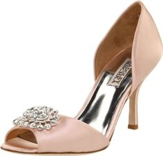 You will receive many compliments with Badgley Mischka Women's Lacie Pump .   Sale 66%