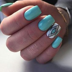 Are you looking for simple cute natual summer nail color designs 2018? See our collection full of simple cute natual summer nail color designs 2018 and get inspired! #summernails