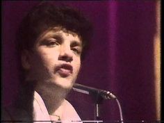 Wah! - The Story Of The Blues. Top Of The Pops 1983  First I thought that this is a 60s composition by Phil Spector. But it turned out that this magnificent piece of music was actually composed by Pete Wylie (Wah!) himself.