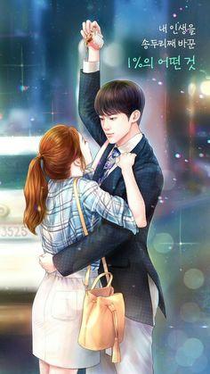 Love Cartoon Couple, Cute Couple Art, Manga Couple, Anime Love Couple, Anime Couples Drawings, Anime Couples Manga, Cute Anime Couples, Magic Anime, Anime Love Story